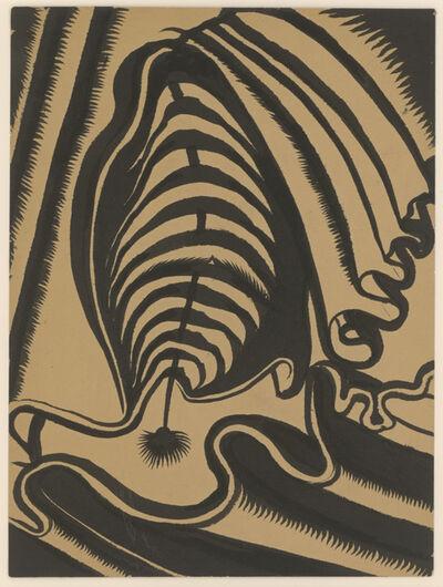 Samuel Joseph Brown, 'Abstract', 1937