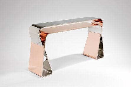 Mattia Bonetti, 'Console 'Endless Ribbon'', 2012