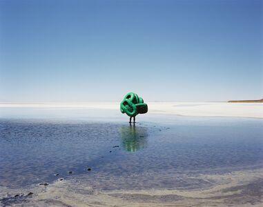 Scarlett Hooft  Graafland, 'Salt Steps', 2004