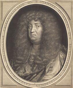Robert Nanteuil after Jean Michelin, 'Jean-Frederic, Duc de Brunswick-Lunebourg (Hanover)', 1674