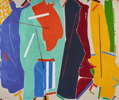 Jack Roth, 'Rope Dancer #22', 1980