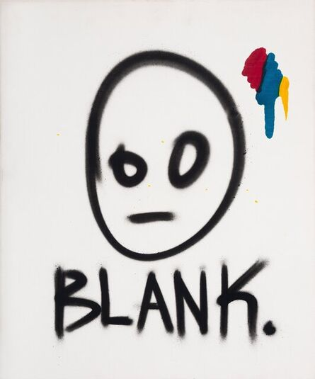 Gregory Siff, 'Blank', 2012