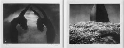 Leni Riefenstahl, ' Diptych: Reigen (Roundelay) and  or Dau Wind/Vor Dem Wind (Before the Wind)', 1936