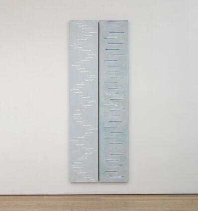 Edda Renouf, 'Flight (diptych)', 1982-2016