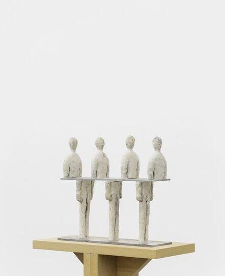 Wang Luyan 王鲁炎, 'Individuals of Uncertain Belongingness', 2017