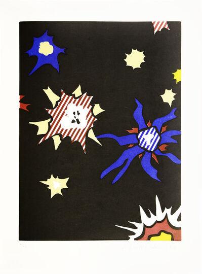 Roy Lichtenstein, 'Hüm-Bum!, from La Nouvelle Chute de l'Amérique', 1992