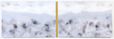 Magnolia Laurie, 'weather/climate: one is experienced, the other is measured and recorded', 2018