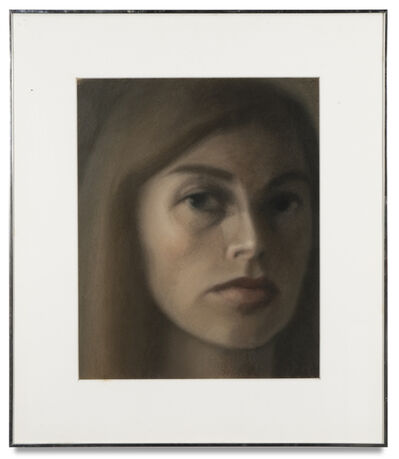 Martha Alf, 'Self Portrait #3', 1966