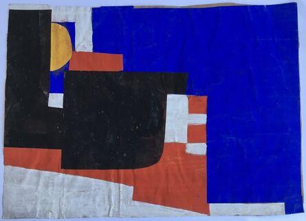 Lilly Keller, 'Tapestry for Sam Francis', 1959