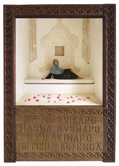 Eman Ali, 'Madina', 2019
