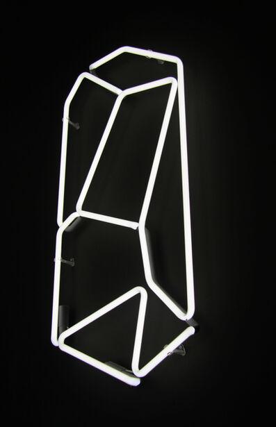 Iván Navarro, 'Cristal (Neon Salt Crystal), 2012.', 2012