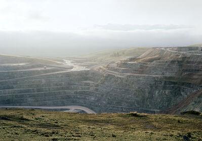 Victoria Sambunaris, 'Untitled (Talc mine benches), Cameron, Montana', 2009