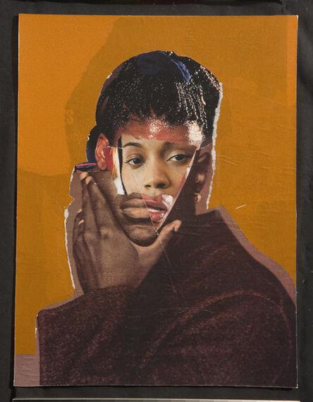Rodríguez Calero, 'La mascara', 2007