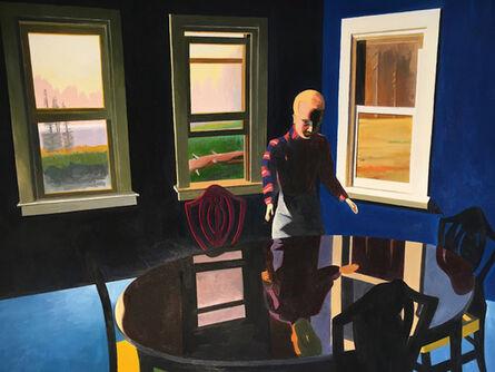 Kathy Osborn, 'Reflection in Table', 2019