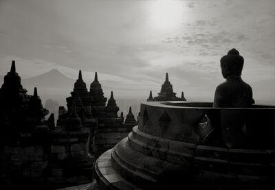 Kenro Izu, 'Borobudur #15, Indonesia', 1996