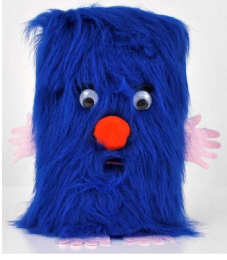 """Mike Kelley, '""""My Little Friend"""", 2007, Plush Toy, Edition, Sounds, with Original Packaging', 2007"""