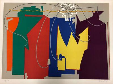 Man Ray, 'Danza Di Corda', 1972