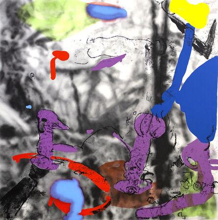 Antwan Horfee, 'Excited Candy Hunt', 2020