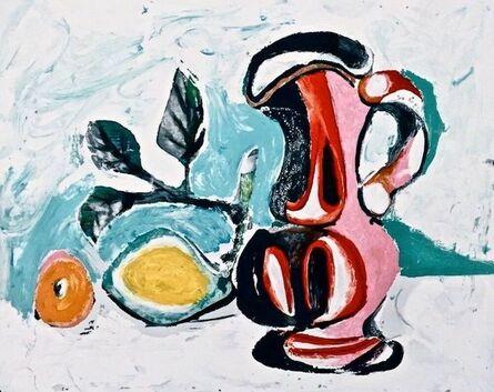 Pablo Picasso, 'Nature Morte au Pichet Rose', 1979