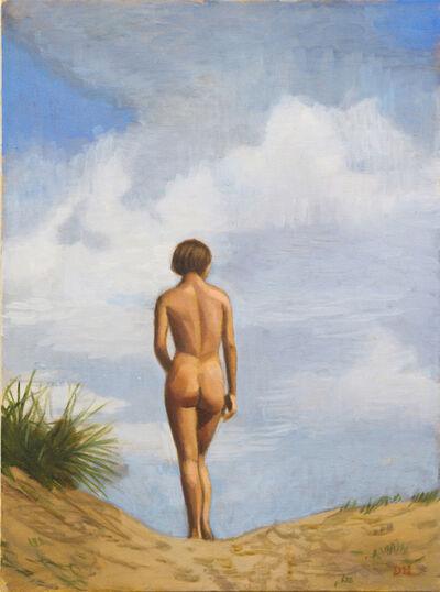 Duncan Hannah, 'Nude Beach', 2013