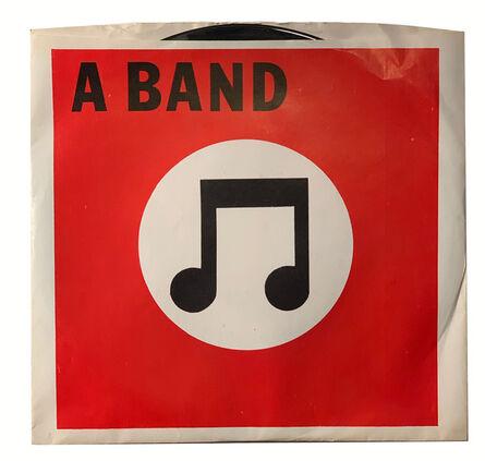 Matt Mullican, 'A Band', 1979