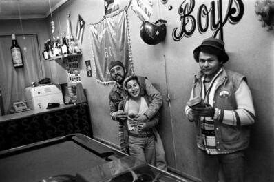 Stephen Shames, 'Claremont Boys Motorcycle, South Bronx', 1977
