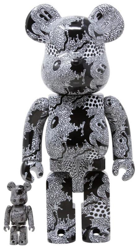 Keith Haring, 'Keith Haring Mickey Mouse 400% Bearbrick (Keith Haring Berbrick)', 2020