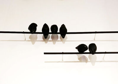 Valeria Yamamoto, 'On the Line'