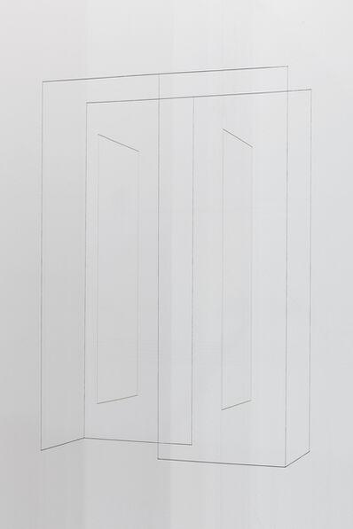 Jong Oh, 'Line Sculpture (cuboid) #26', 2018