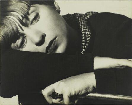 Florence Henri, 'Portrait composition Tulia Kaiser ', 1930