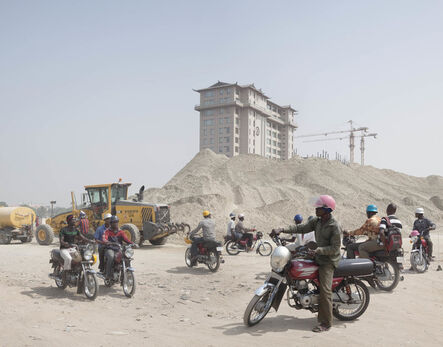 Lard Buurman, 'Oniru Estate, Lagos, Nigeria', 2009 / 2013