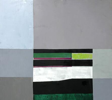 Oliver Gröne, 'Landschaft - kosmischer Apparat #2', 2020