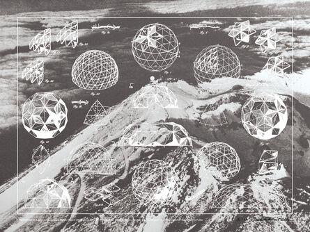 R. Buckminster Fuller, 'Laminar Geodesic Dome', 1981