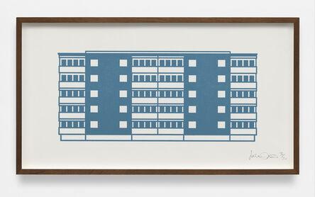 Julian Opie, 'Apartment 1', 2021