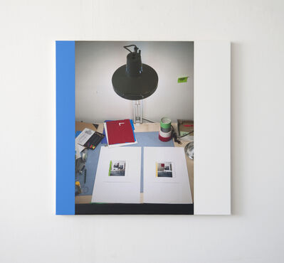 Ian Wallace, 'The Studies (Work in Progress)', 2013