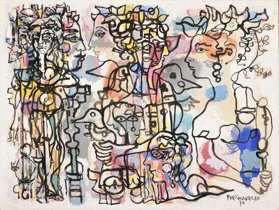 René Portocarrero, 'Untitled', 1970