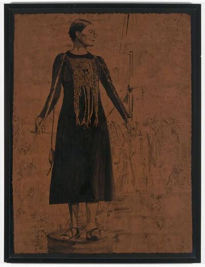 David Noonan, 'Peacock', 2003