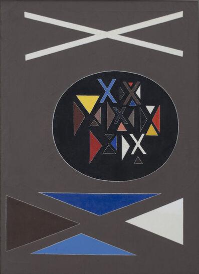 Richard Filipowski, 'Excellence', 1951