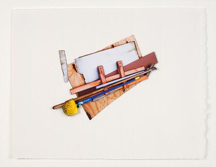 Jennifer Williams, 'Wood with Yellow Brush', 2013