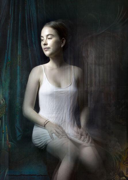 Lisa Holden, 'Girl in Blue', 2013/2017