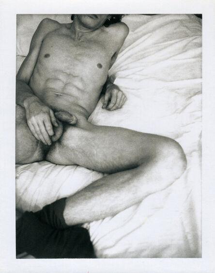 Robert Mapplethorpe, 'Self Portrait', c. 1972