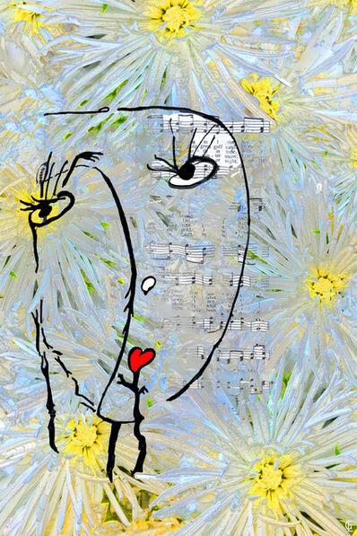 Gerrie Lewis, 'Flower Child', 2019