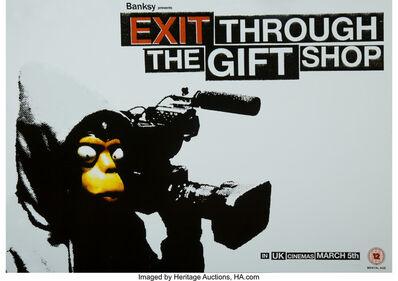 Banksy, 'Exit Through the Gift Shop', c. 2010