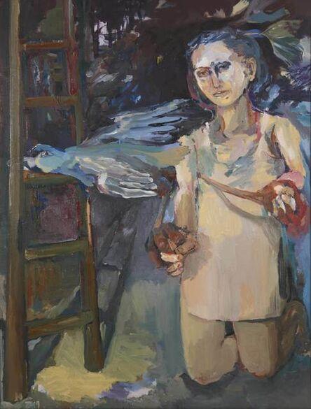 Ana Jacinto Nunes, 'Ali mesmo num vão de escada', 2019