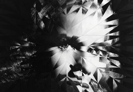 Matthieu Bourel, 'Broken mirror', 2020