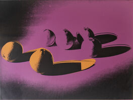 Andy Warhol, 'Space Fruit: Oranges (FS II.197) ', 1978