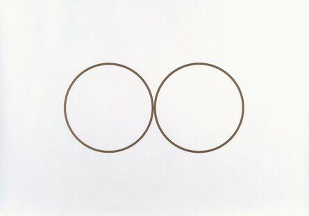 Felix Gonzalez-Torres, 'Untitled (Double Portrait)'