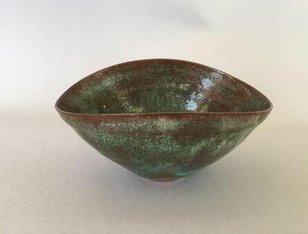Beatrice Wood, 'Squeeze Bowl', ca. 1960