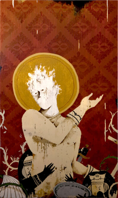 George Maraziotis, 'St. John (The Baptist)', 2011