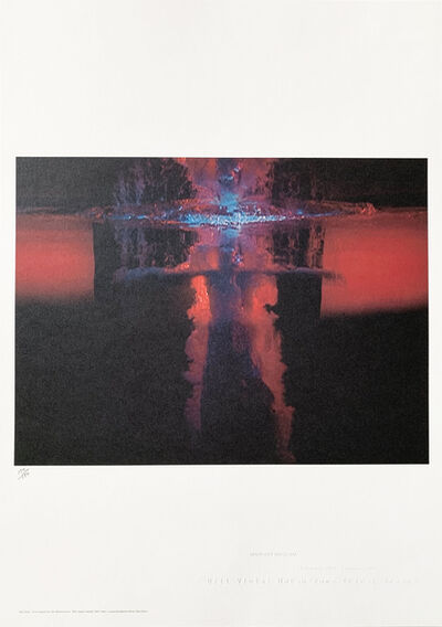 Bill Viola, 'Five Angels For The Millennium, Fire Angel', 2006